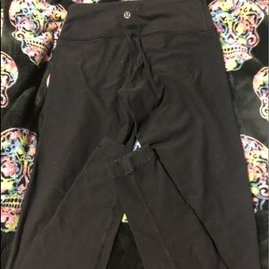 Lulu leggings Sz 4